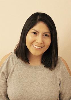 Headshot of Karina Ramos