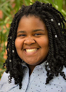 Headshot of Anjelyque Easley, 2019 LAF National Olmsted Scholar