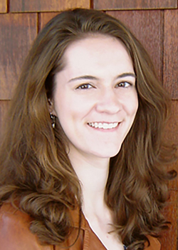 Headshot of Erin Percevault, 2014 LAF National Olmsted Scholar