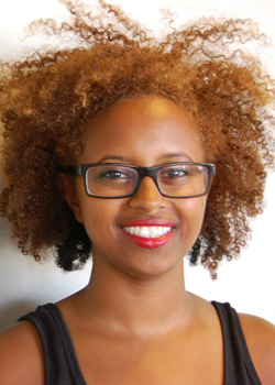 Headshot of Sara Zewde, 2014 LAF National Olmsted Scholar