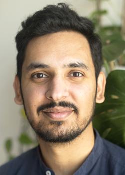 Headshot of Harshat Verma