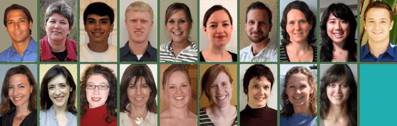 2008 LAF Olmsted Scholars