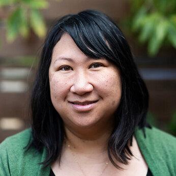 N. Claire Napawan headshot