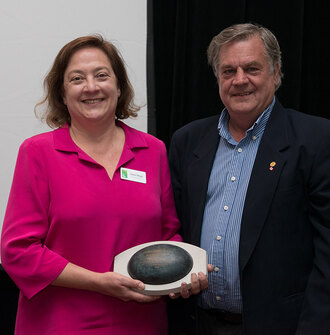 2018 Founders Award recipient