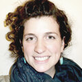 Headshot of Marin Braco, 2012 National Olmsted Scholar Finalist