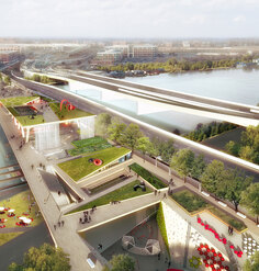 11th Street Bridge Park concept