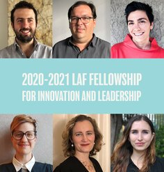 2020-2021 LAF Fellows