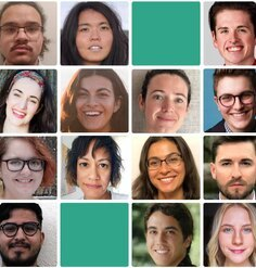 2020 LAF Scholarship Winners Headshot Grid